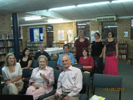 December 20, Launch of Lupa, Forest Circle Quest and Freedom Fighter at Glenstantia Library