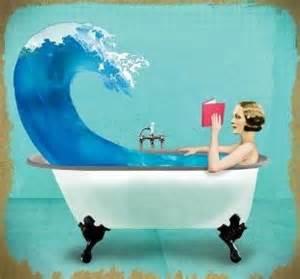 bathtubread