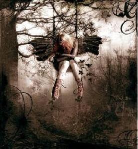 depressed fairy
