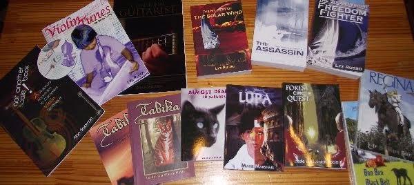 The P'kaboo Book Club