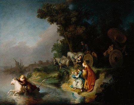 Rembrandt_Abduction_of_Europa1