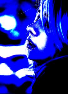 vampire-girl-posterized